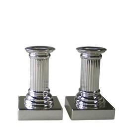 Set van 2 Kandelaars Empire 12 cm