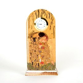 Tafel Klok De Kus