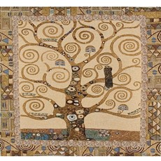 Wandkleed Tree of Life