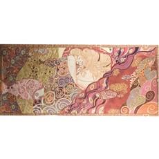 Wandkleed Klimt Danaë