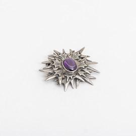 Broche Asterales