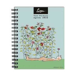 voorbeeld van een van onze Agenda's Boeken Kaarten Kalenders