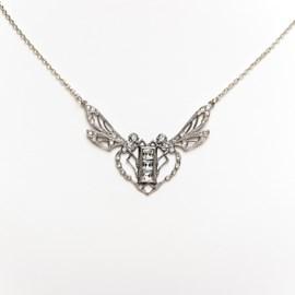 Collier Libellenbruiloft