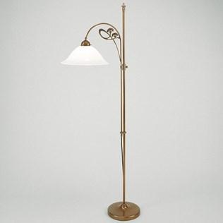 voorbeeld van een van onze Staande lampen en Leeslampen