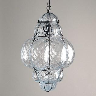 voorbeeld van een van onze Venetiaanse Lampen