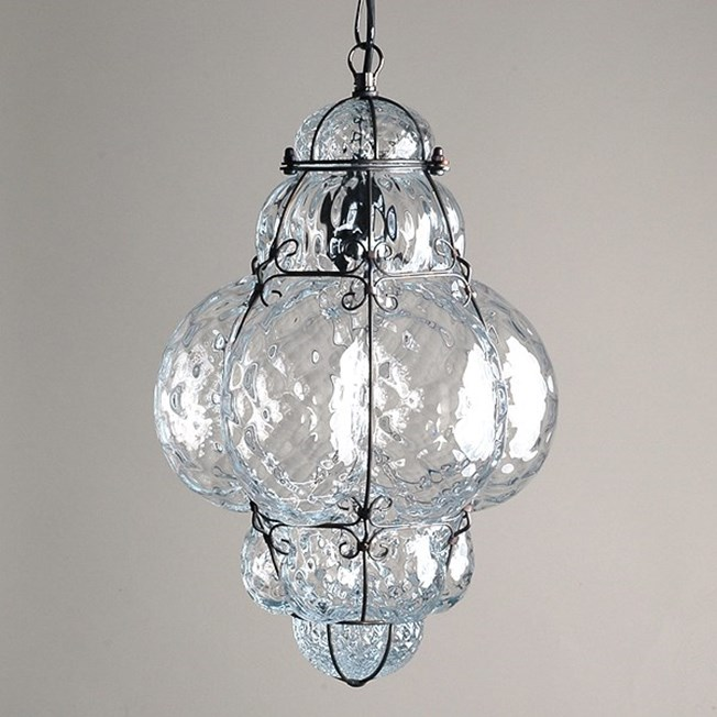 Venetiaanse Hanglamp Middel Bellezza Helder