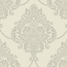 Behang Elegant Damask