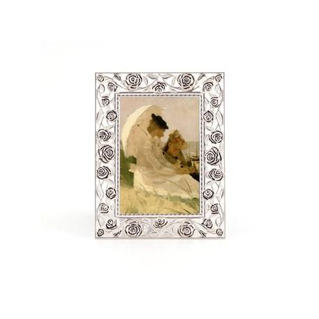 Fotolijst Zilveren Rozen