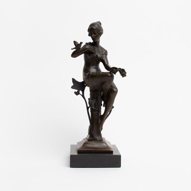 Sculptuur Ivy