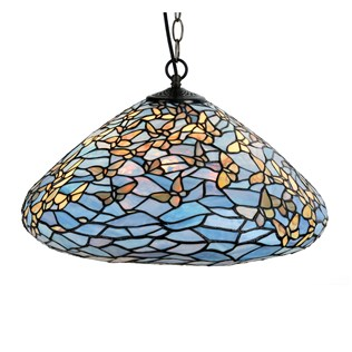 voorbeeld van een van onze Tiffany lampen