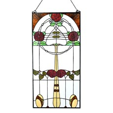 Mackintosh Tiffany Paneel