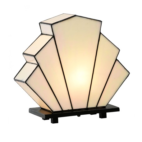 French Art Deco Tiffany Tafellamp