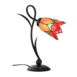 Tiffany Tafellamp Lovely Flower