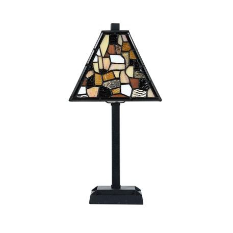 Tiffany Mini Tafellamp Fallingwater