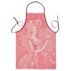Keukenschort Marie Antoinette Rouge