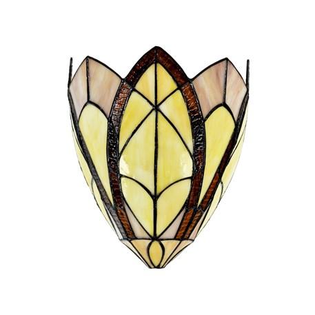 Wandlamp Tiffany Flow Souplesse