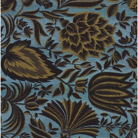 Art Deco Meubelstof.Meubelstof Flora Deco