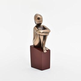 Sculptuur Youth