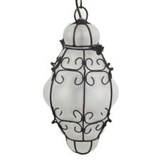 Venetiaanse Hanglamp Mat Groot
