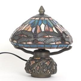 Tiffany Tafellamp Odanata