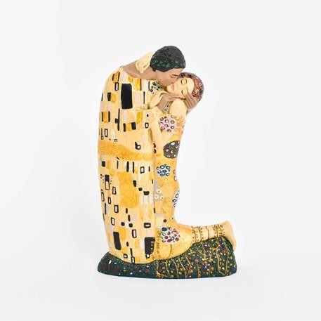 Klimt Sculptuur De Kus