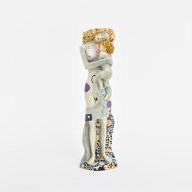 Sculptuur Klimt De Levensfasen