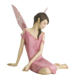 Sculptuur Fairy Angélique. Ontvang 10% korting op alle Vlinder items bij invoer van onze couponcode Vlinders10