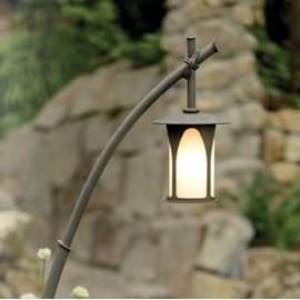 Buitenlamp Bamboe 1 lichts