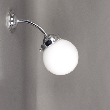 Buiten grote badkamer wandlamp bol for Badkamerverlichting spiegel