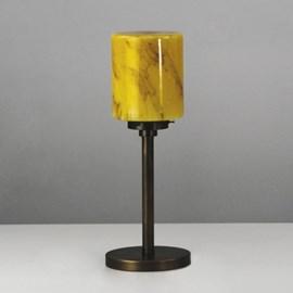 Tafellamp Vlakke voet met Cilinders