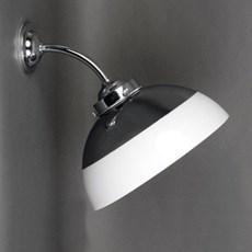Buiten/ Forse Badkamer Wandlamp Halve Bol Ø 30 cm