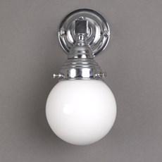 Badkamerlamp Bolletje Smal