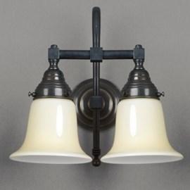 Badkamerlamp Kelkje 2-Lichts Grote Boog