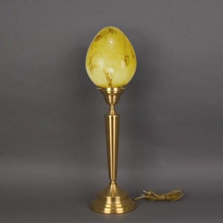 Tafellamp Egg Marmer