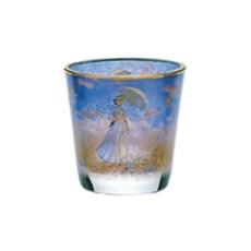 Theelicht Monet 'Madame met Parasol'