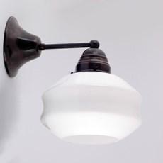 Wandlamp open kappen