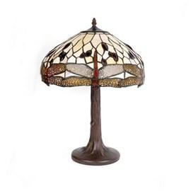 Tafellamp Tiffany Dragonfly small