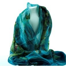 Sjaal Monet - Giverny Waterplanten