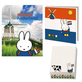 Cadeauset Nijntje/Miffy in Nederland