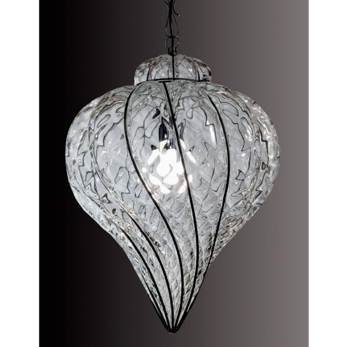 Laat u verrassen door de ambachtelijk vervaardigde Venetiaanse lampen ...